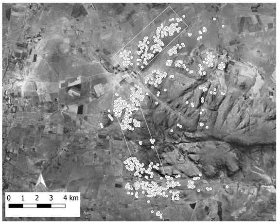Laser technology uncovers a lost city in South Africa