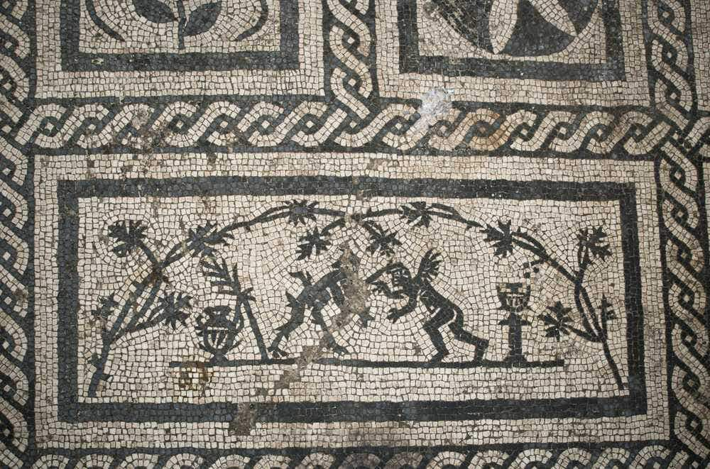 These ancient Roman mosaics are going to find a new, very public home