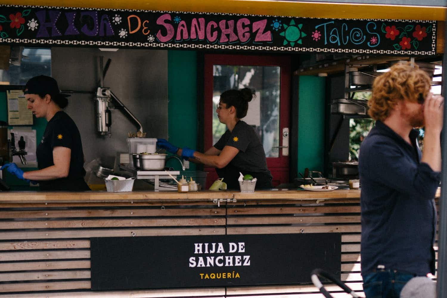 A Copenhagen taco truck named the best street food stall in Europe