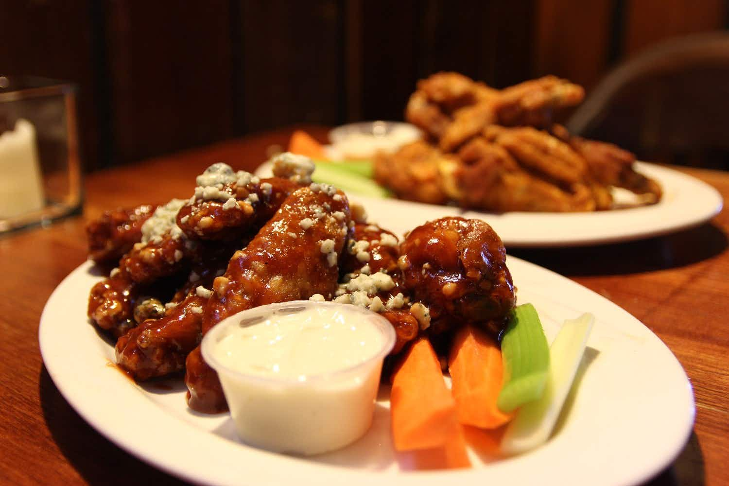 Get your wet wipes ready: Buffalo debuts the Buffalo Wing Trail