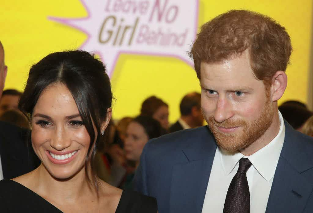 Prince Harry and Meghan Markle choose the wilds of Namibia for their honeymoon
