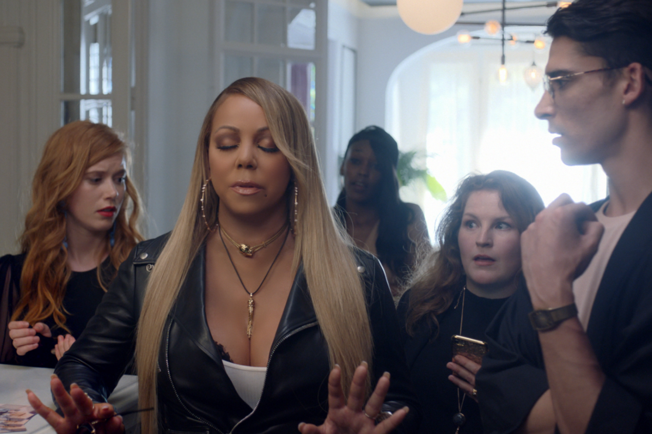 Here's what happened when Mariah Carey was checked into a hostel