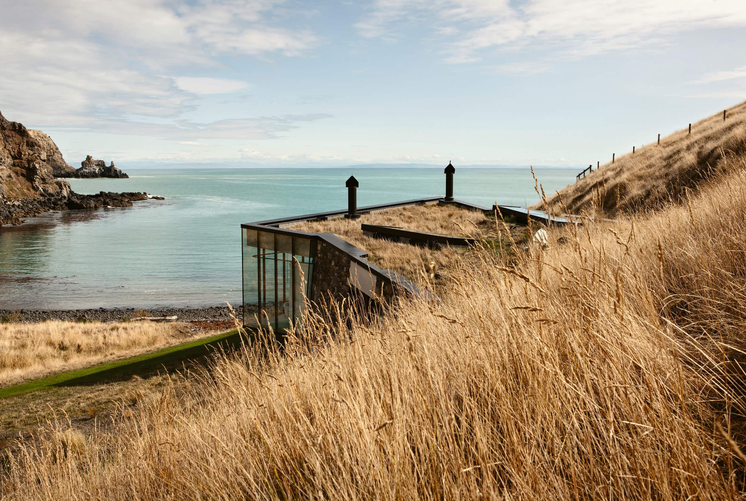 These homes have been selected as having the best ocean views around the world