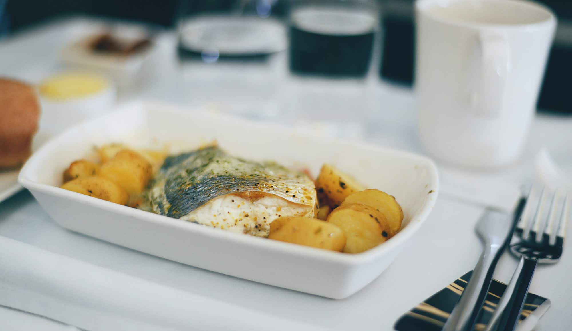 What do pilots and cabin crew eat on the plane – and is it better than your meal?