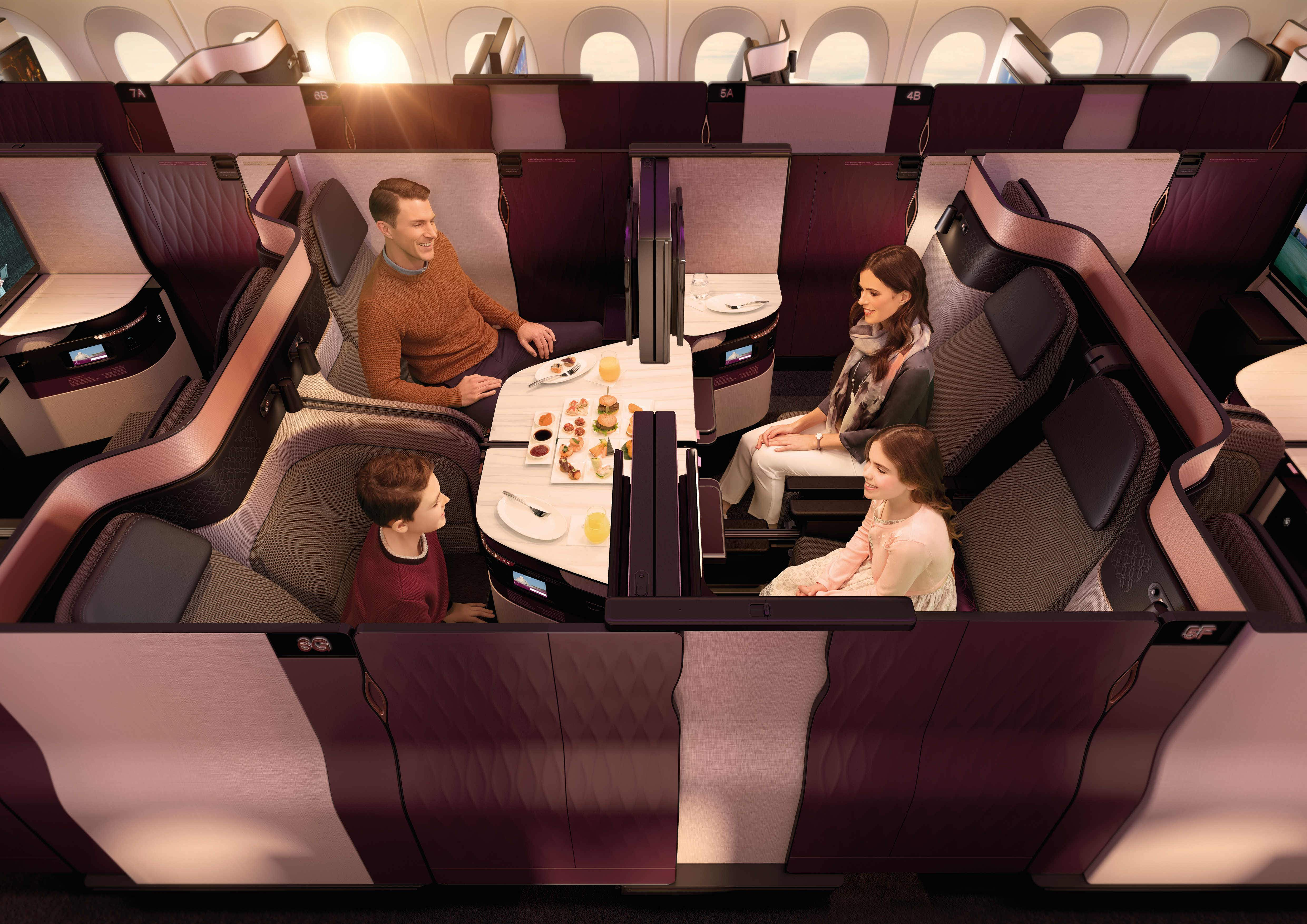 Beds, suites and VR: innovative plane features set to make travel better