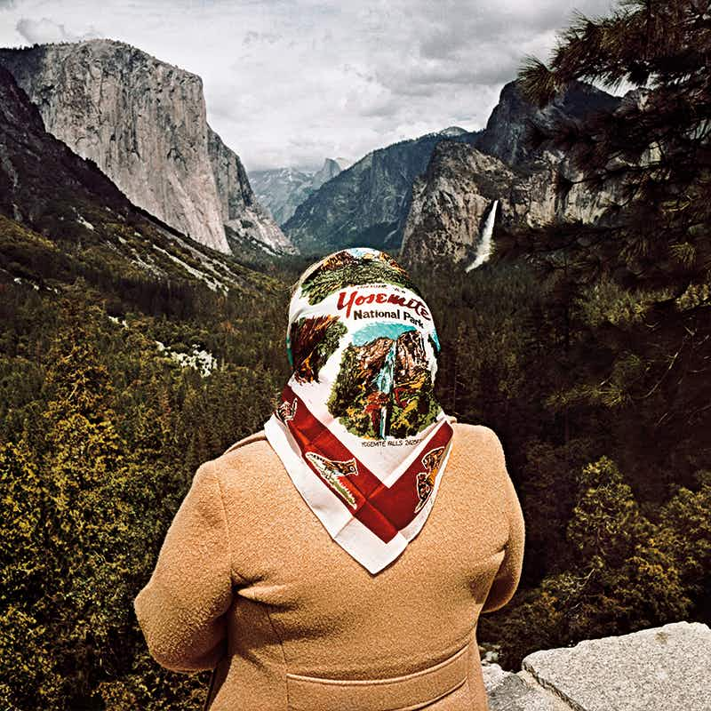 Take a nostalgic look at US National Parks tourism through the decades