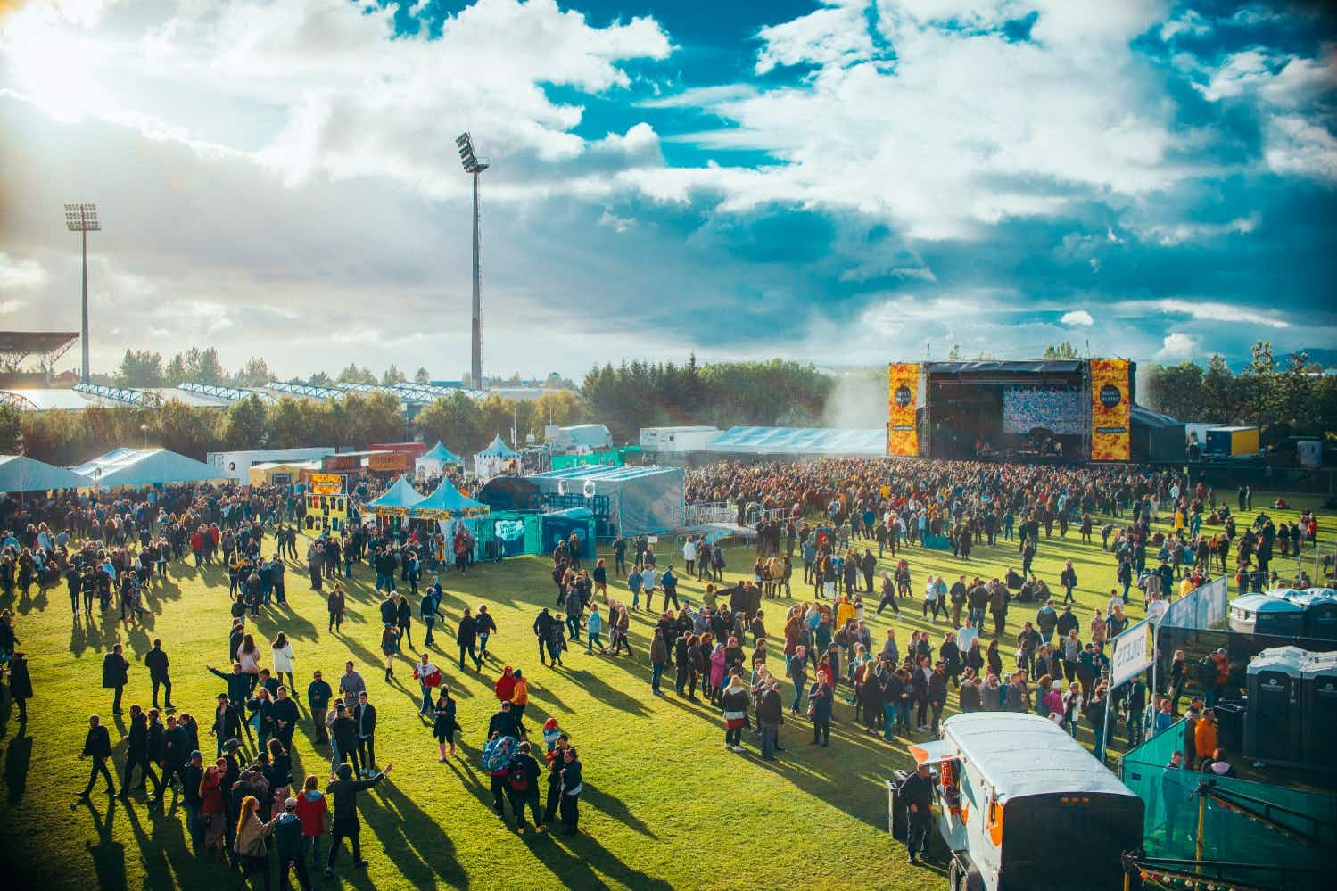 At $1 million a ticket, is this Icelandic festival the most expensive in the world?