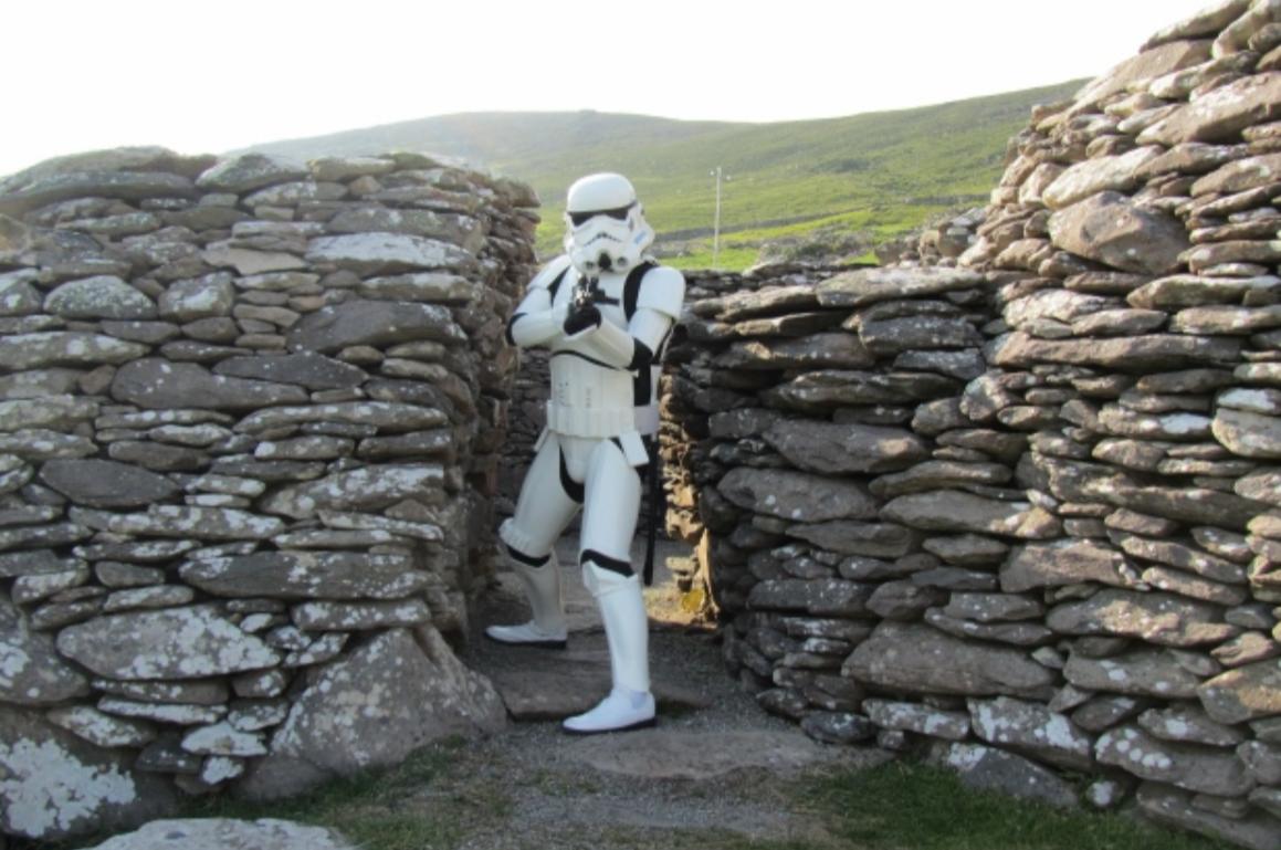 Ireland's Wild Atlantic Way is hosting a three-day Star Wars-themed festival