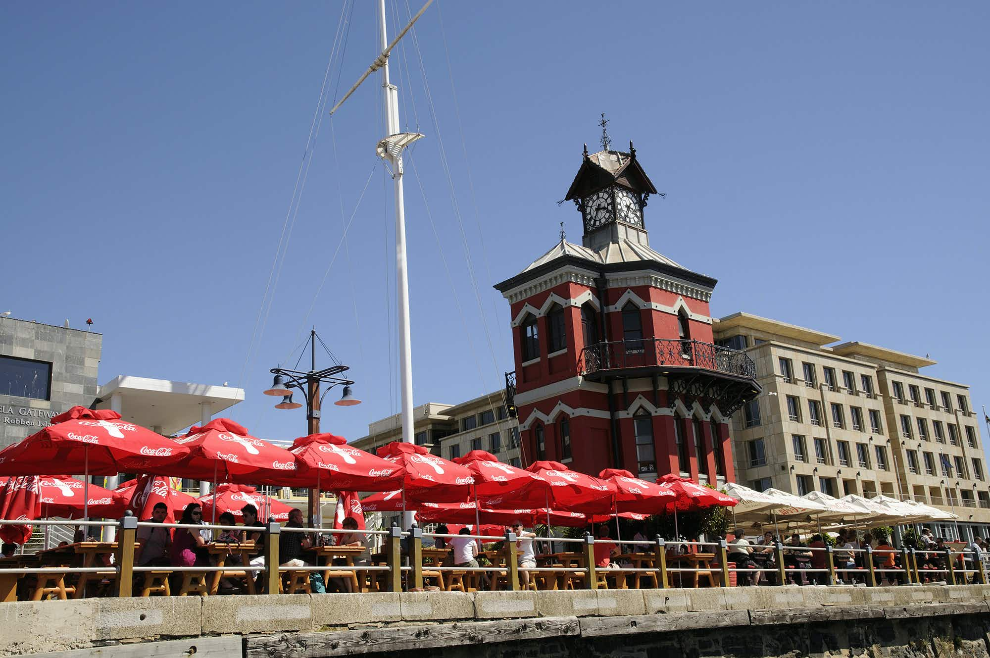 Downloadable audio tours unveiled at Cape Town's V&A Waterfront
