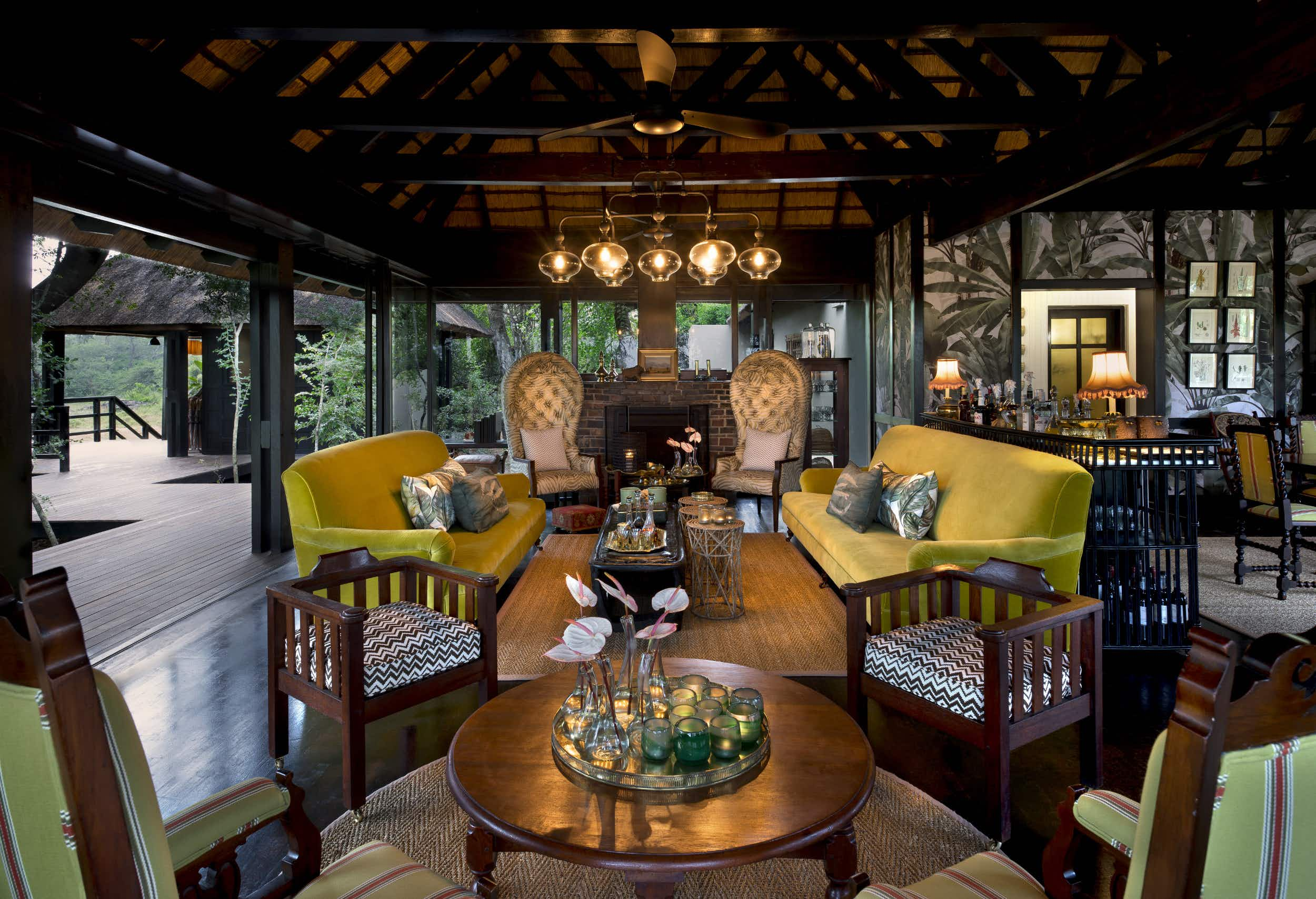 South Africa's latest luxury lodge takes its inspiration from Southeast Asia
