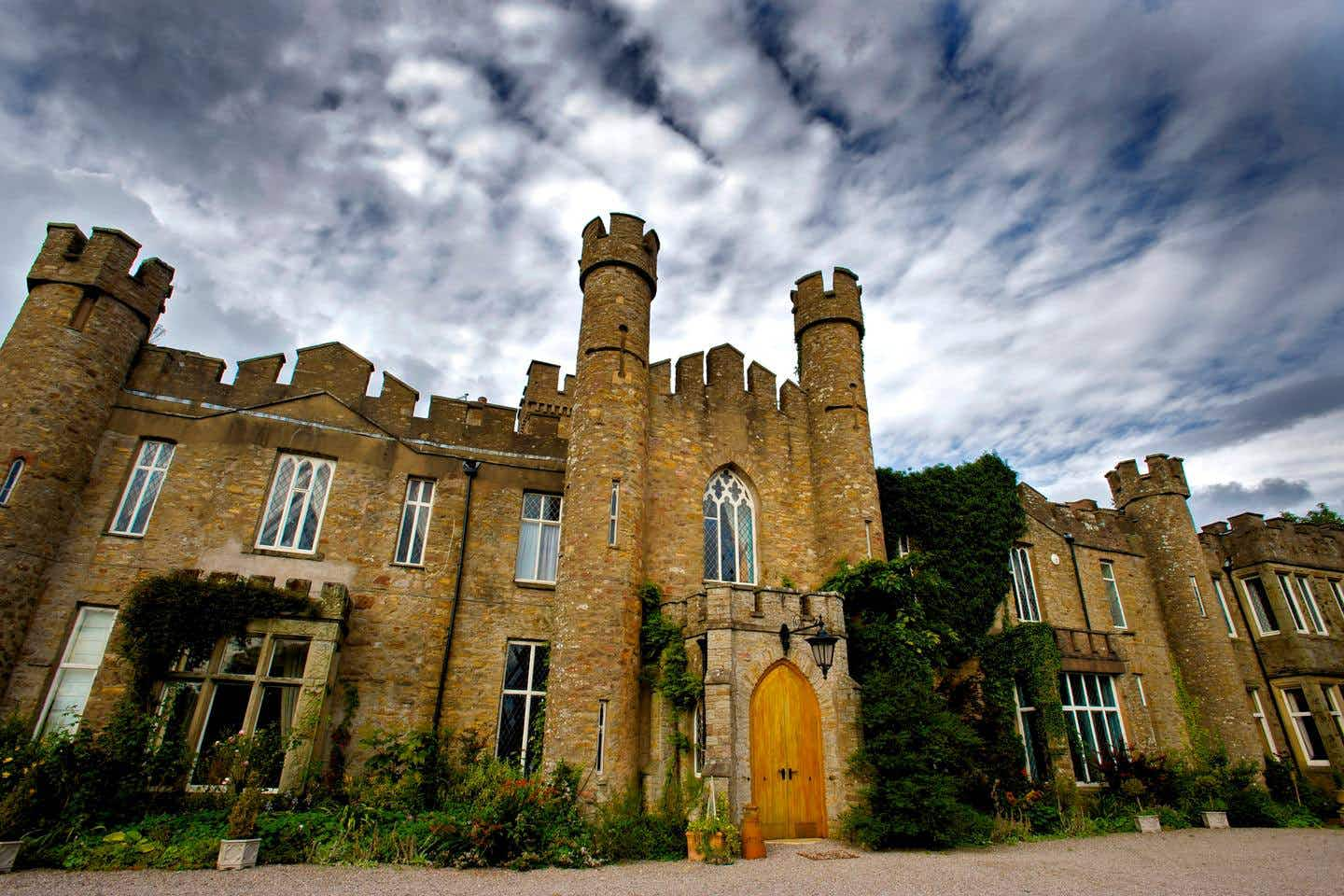 Live like Harry and Meghan in one of Airbnb's most wish-listed castles