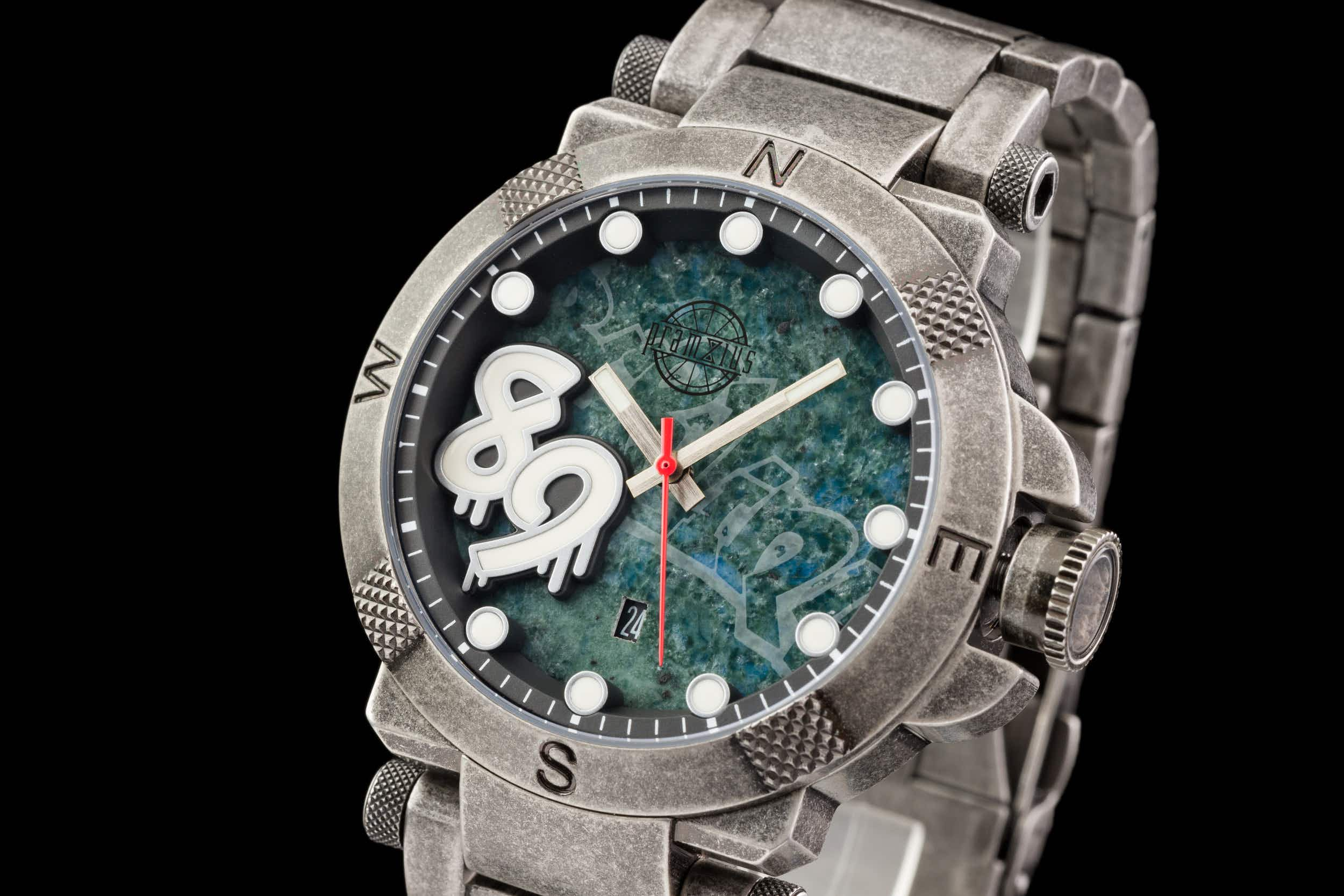 Put a piece of the Berlin Wall on your wrist with this new watch
