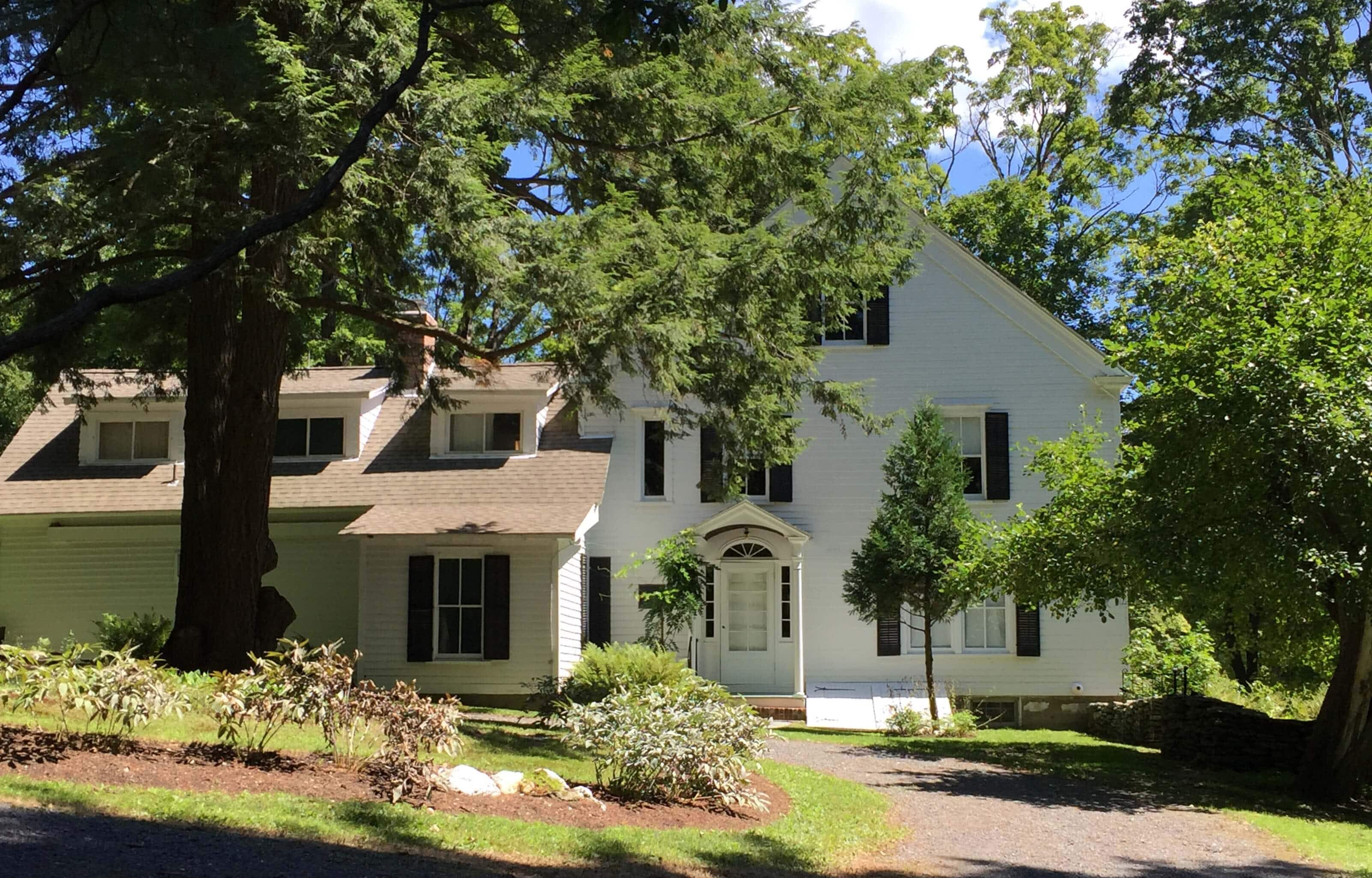 Campaign to save the home of Pulitzer Prize winner Edna St. Vincent Millay in New York
