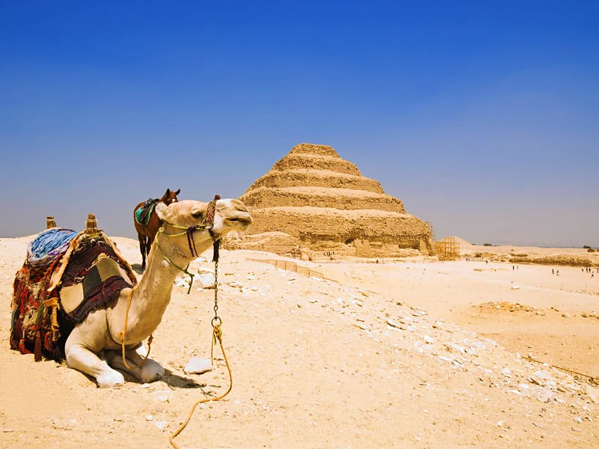 Egypt Introduces New Law To Protect Tourists From Pestering Touts Lonely Planet