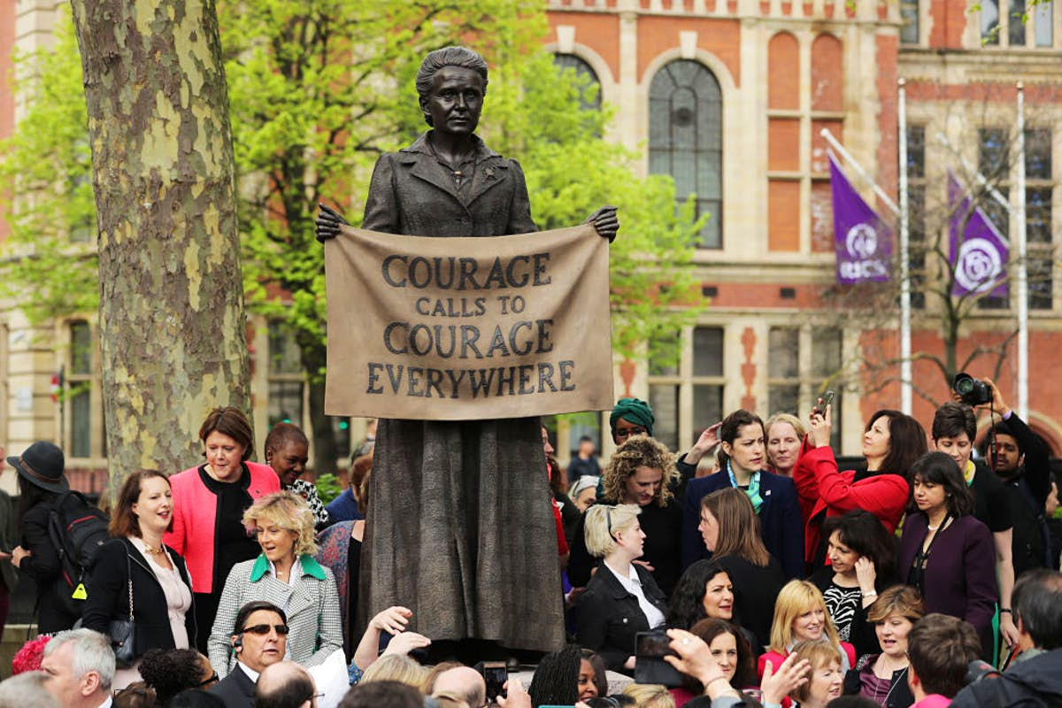 London's Parliament Square has its first statue of a woman - Lonely Planet