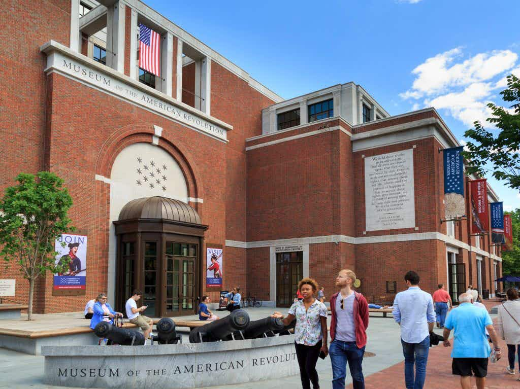 The Museum of the American Revolution cements its place in Revolutionary Philadelphia