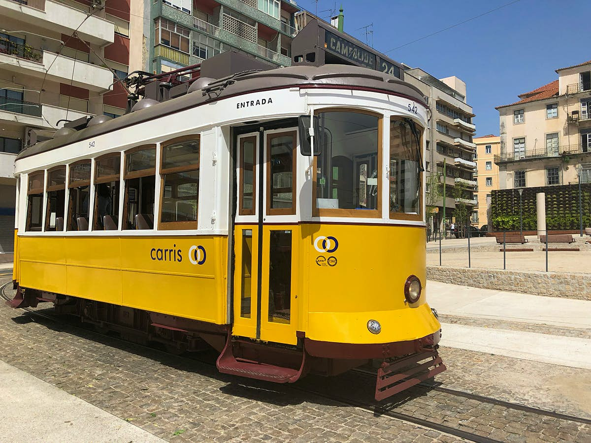 New areas of Lisbon open up to travellers and locals as tram line resumes after 23 years