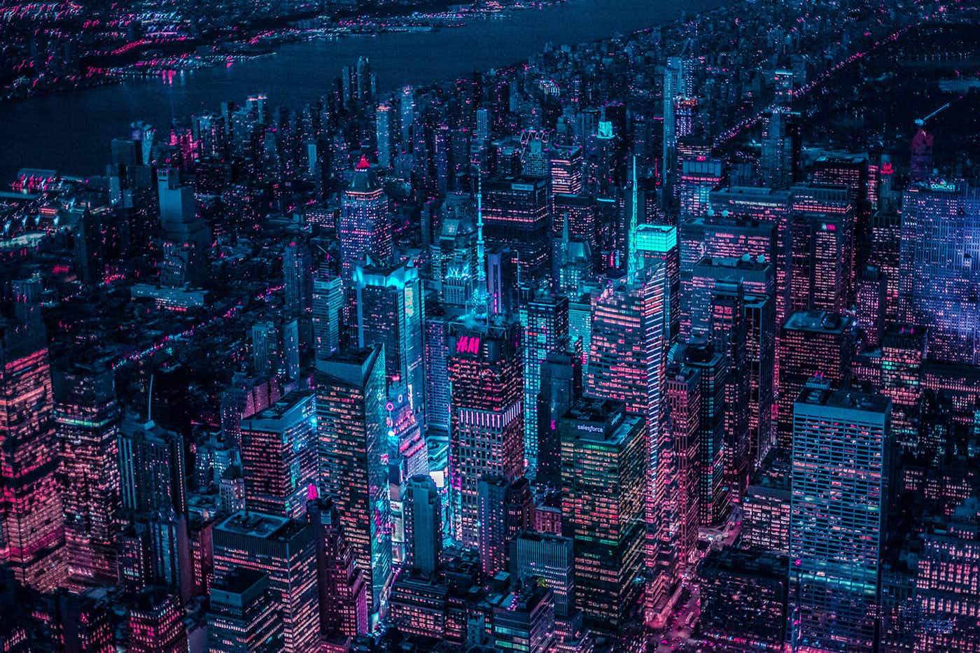 You'll hardly recognise manga-inspired New York in this dark series