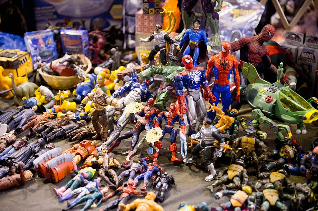 Reconnect with your childhood at Montreal's retro toy convention this week
