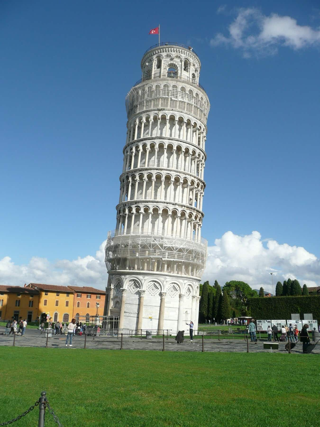 Experts discover how the Leaning Tower of Pisa has survived major earthquakes