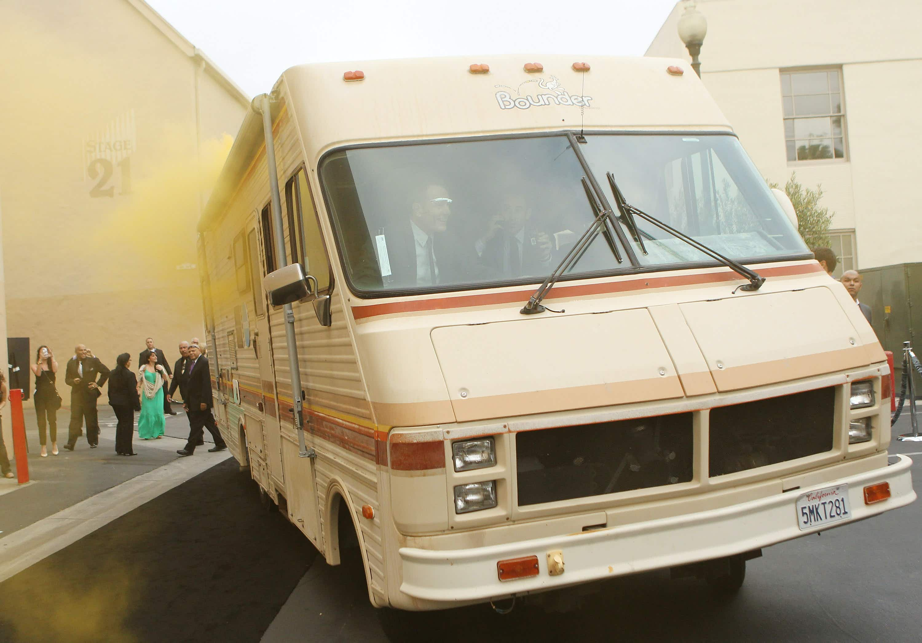 Real-life Breaking Bad? Second-hand campervan buyers in NZ warned to check vehicle history