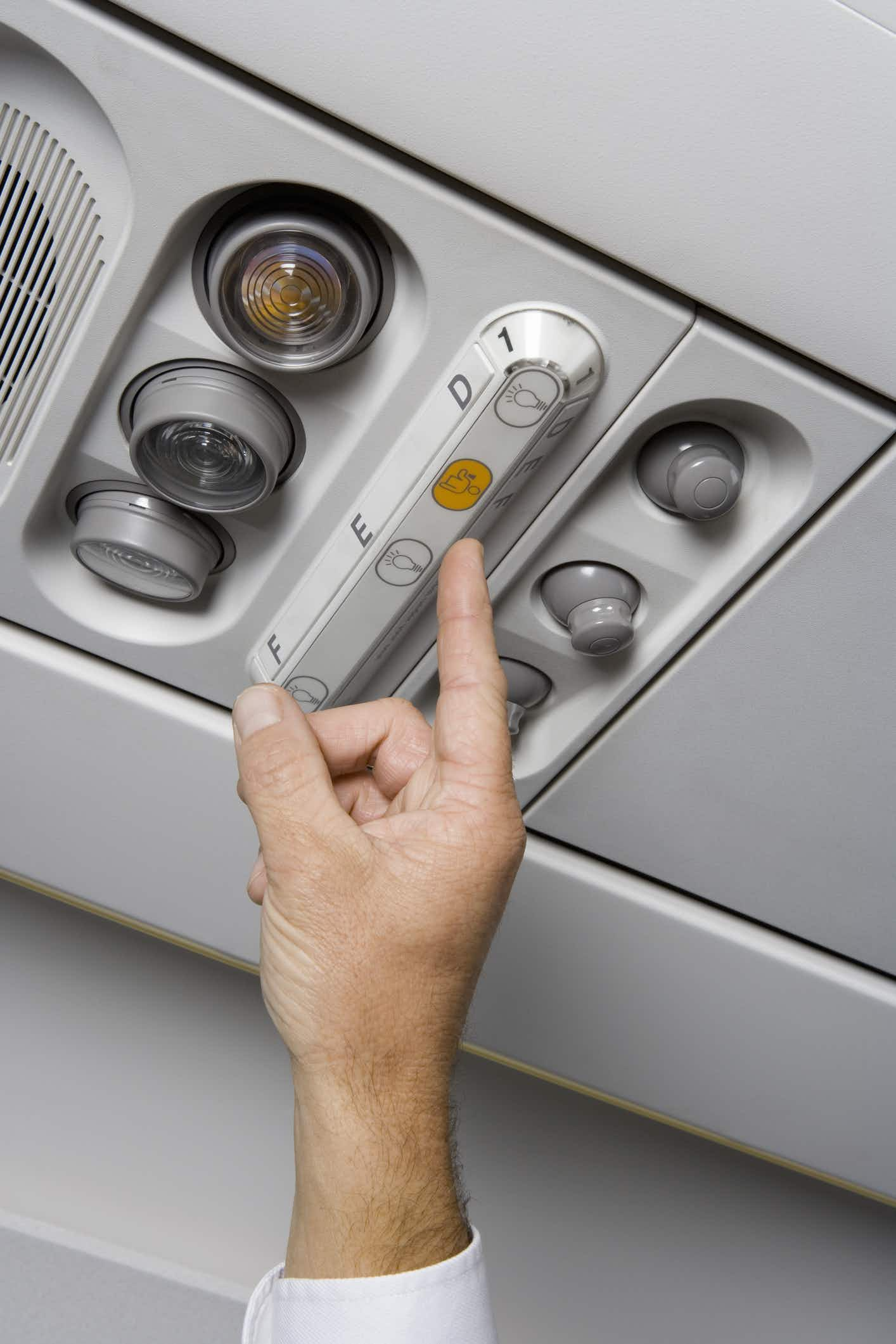 Plane Insider: when should you press that cabin crew call button?