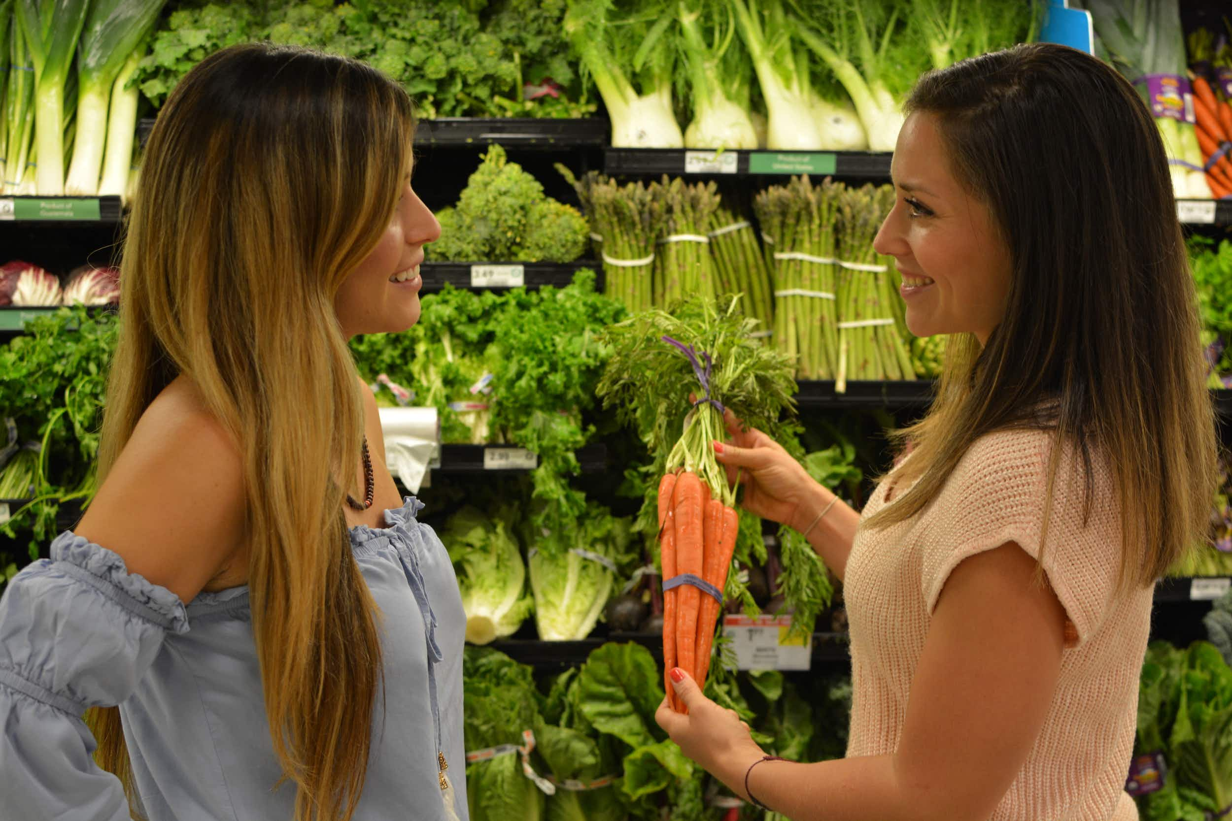 Would you use a 'grocery guru' on vacation to help make healthier choices?