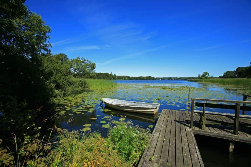 Denmark to get a beautiful national park of forest and lakes today