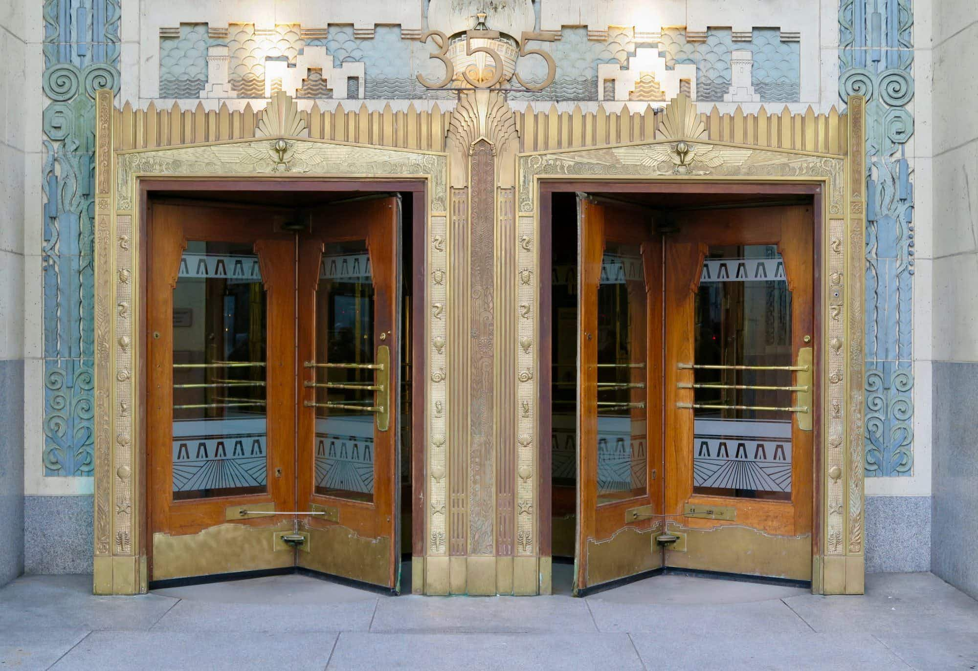 Chocolate pairs well with art deco for this Vancouver walking tour