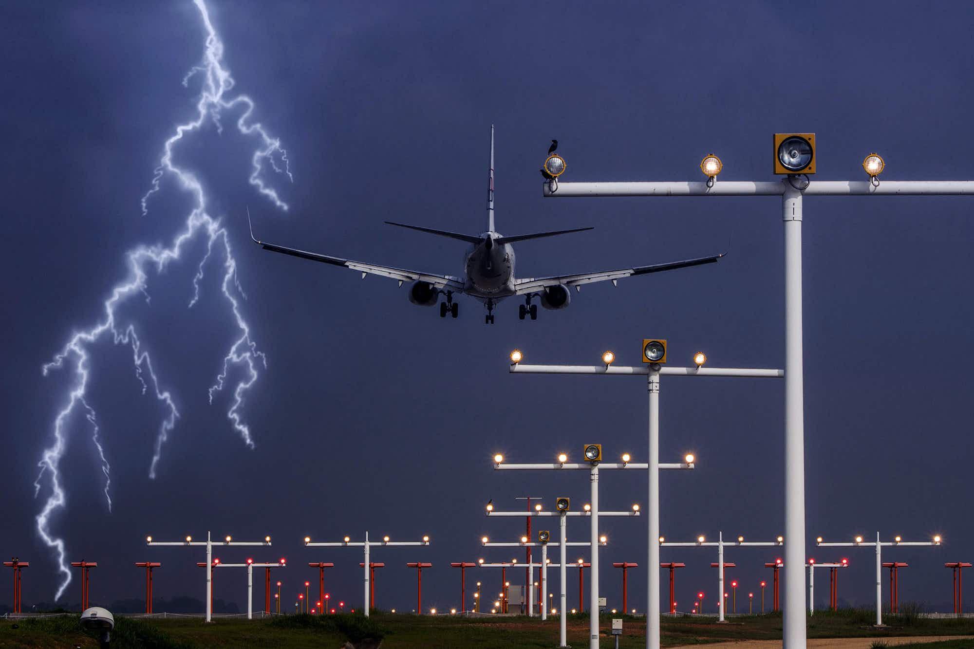 Plane Insider: What happens if lightning strikes your plane?