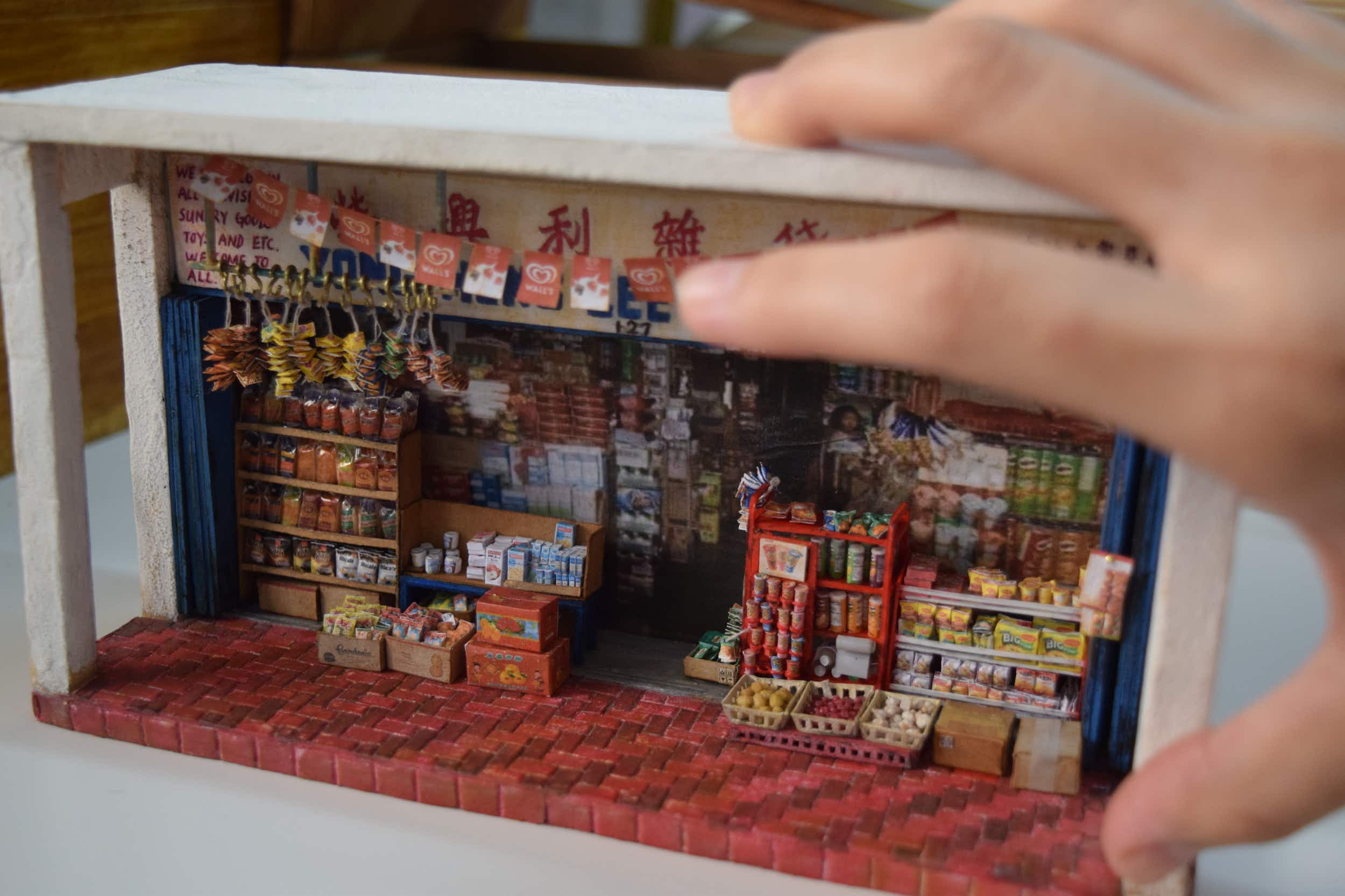 Discover Malaysian culture through this incredible miniature art