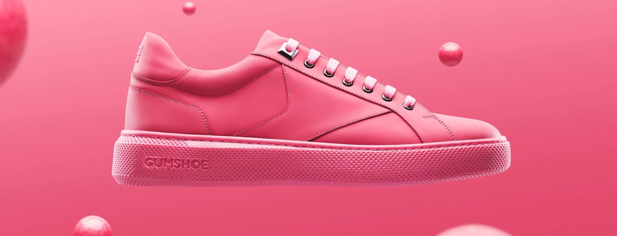 Is a shoe made from chewing gum Amsterdam's ultimate sustainable souvenir?