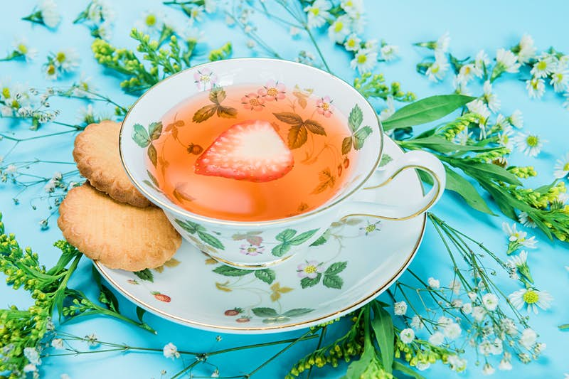 Travel News - 'Strawberry Cuppa' is one of 11 original cocktails at Drink Company's Royal Wedding PUB, running May 4-20. - Photo by Karlin Villondo Photography (2)