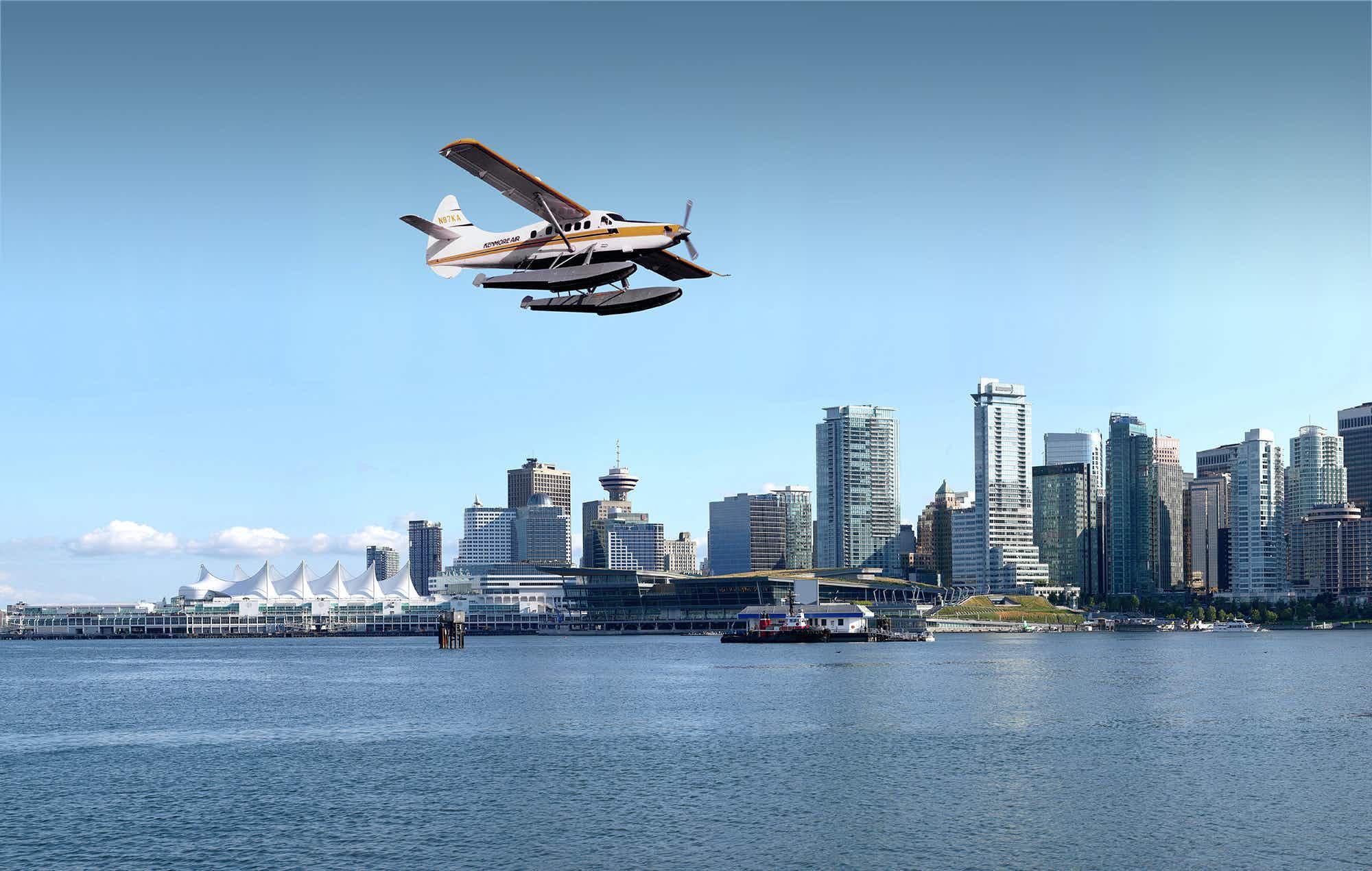 Seaplane renaissance continues with new Vancouver-Seattle route