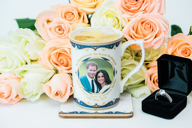 Travel News - 'When Harry Met Meghan' is one of 11 original cocktails at Drink Company's Royal Wedding PUB, running May 4-20. - Photo by Karlin Villondo Photography (2)