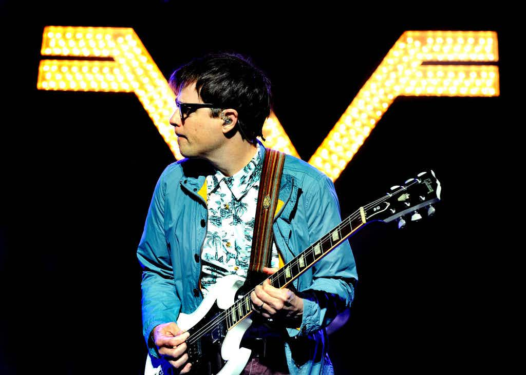 Weezer finally covers 'Africa' and it's a hot contender for song of the summer