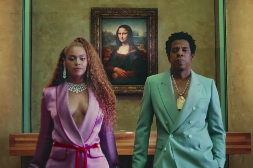 WATCH: the masterpieces of the Louvre are the stars of Beyoncé and Jay-Z's new video