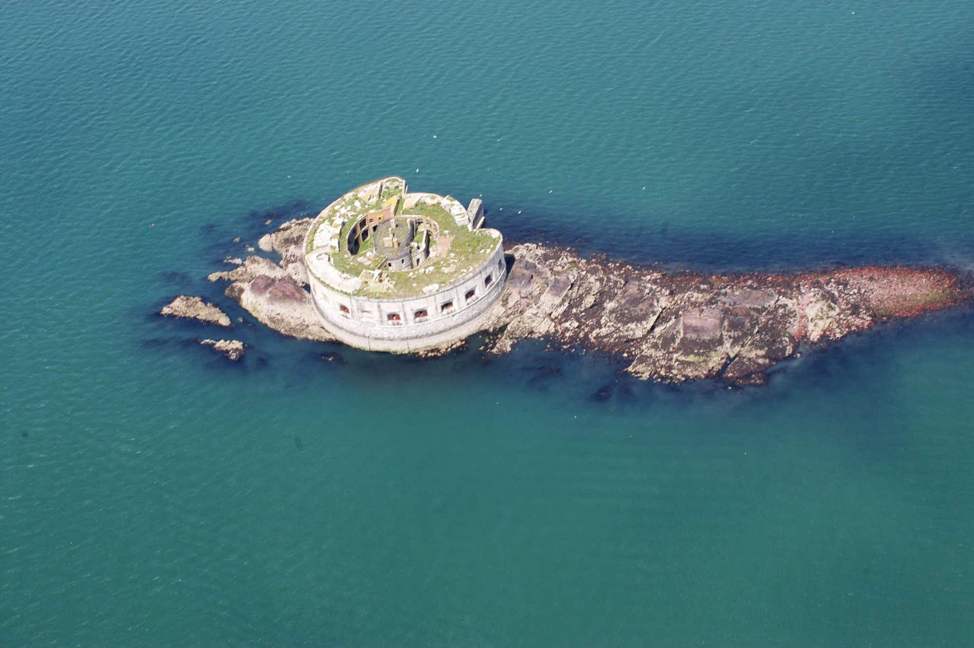 Would you like the idea of living in your own fort in Wales?