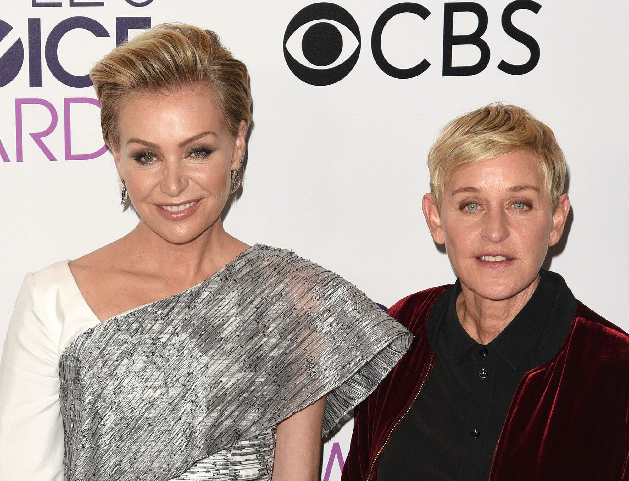 Ellen DeGeneres and Portia de Rossi wrap up their birthday tour of East Africa