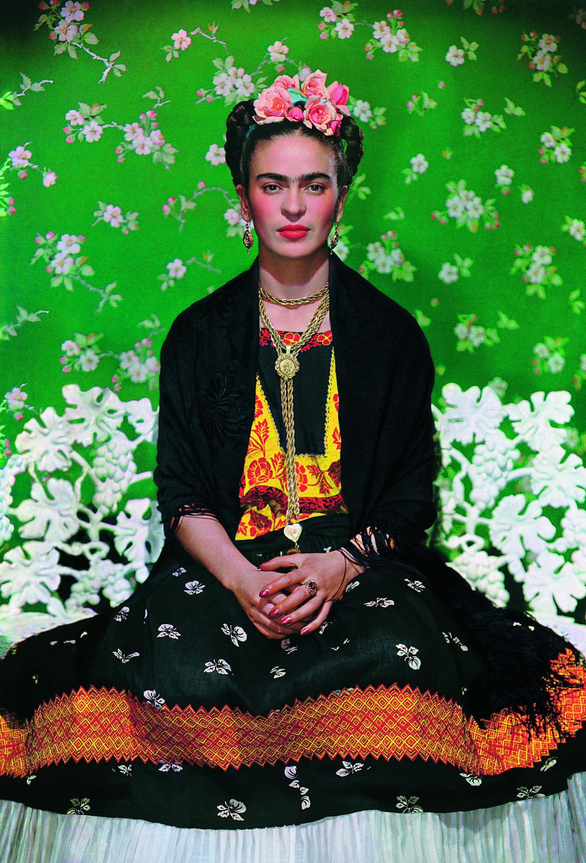 How to see Frida Kahlo's possessions for the first time outside of Mexico