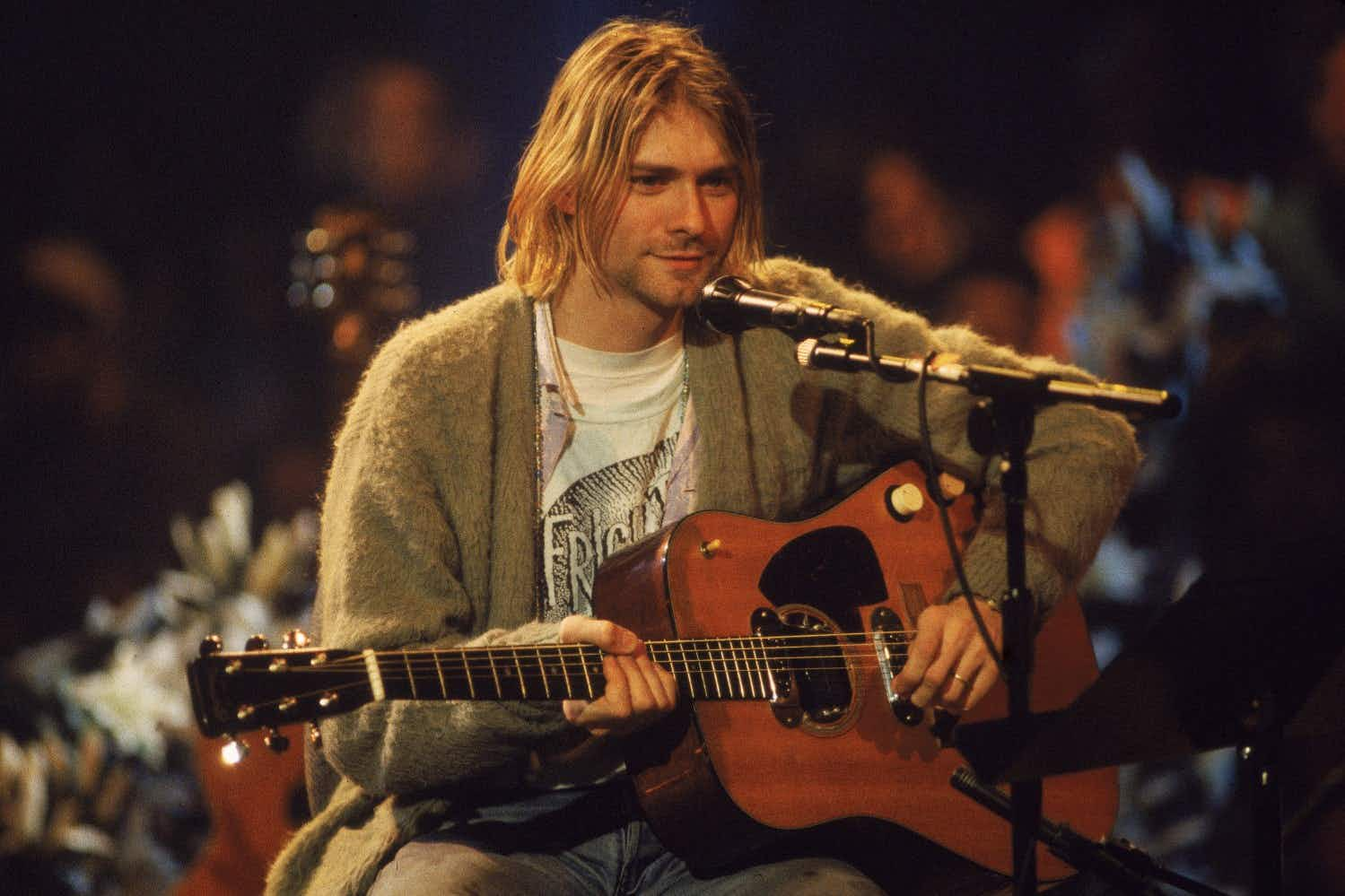 Kurt Cobain's private possessions to go on display in Ireland