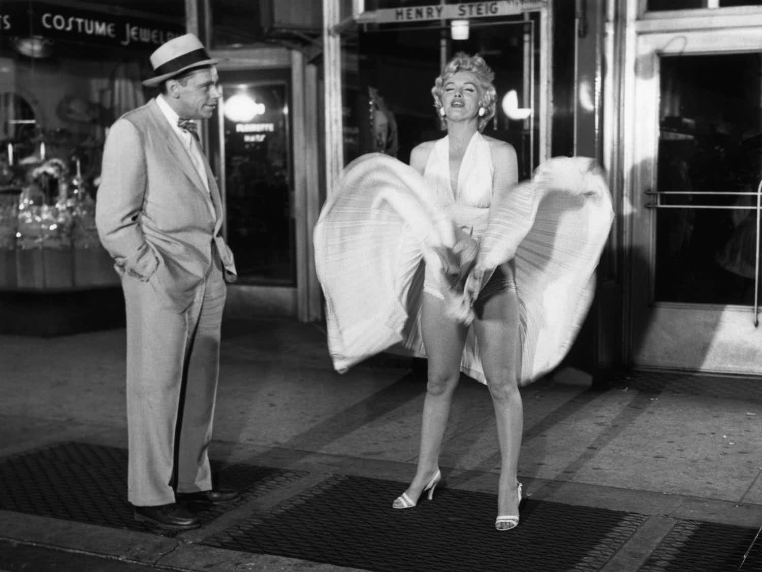 A New York hotel has named a suite after its famous guest Marilyn Monroe