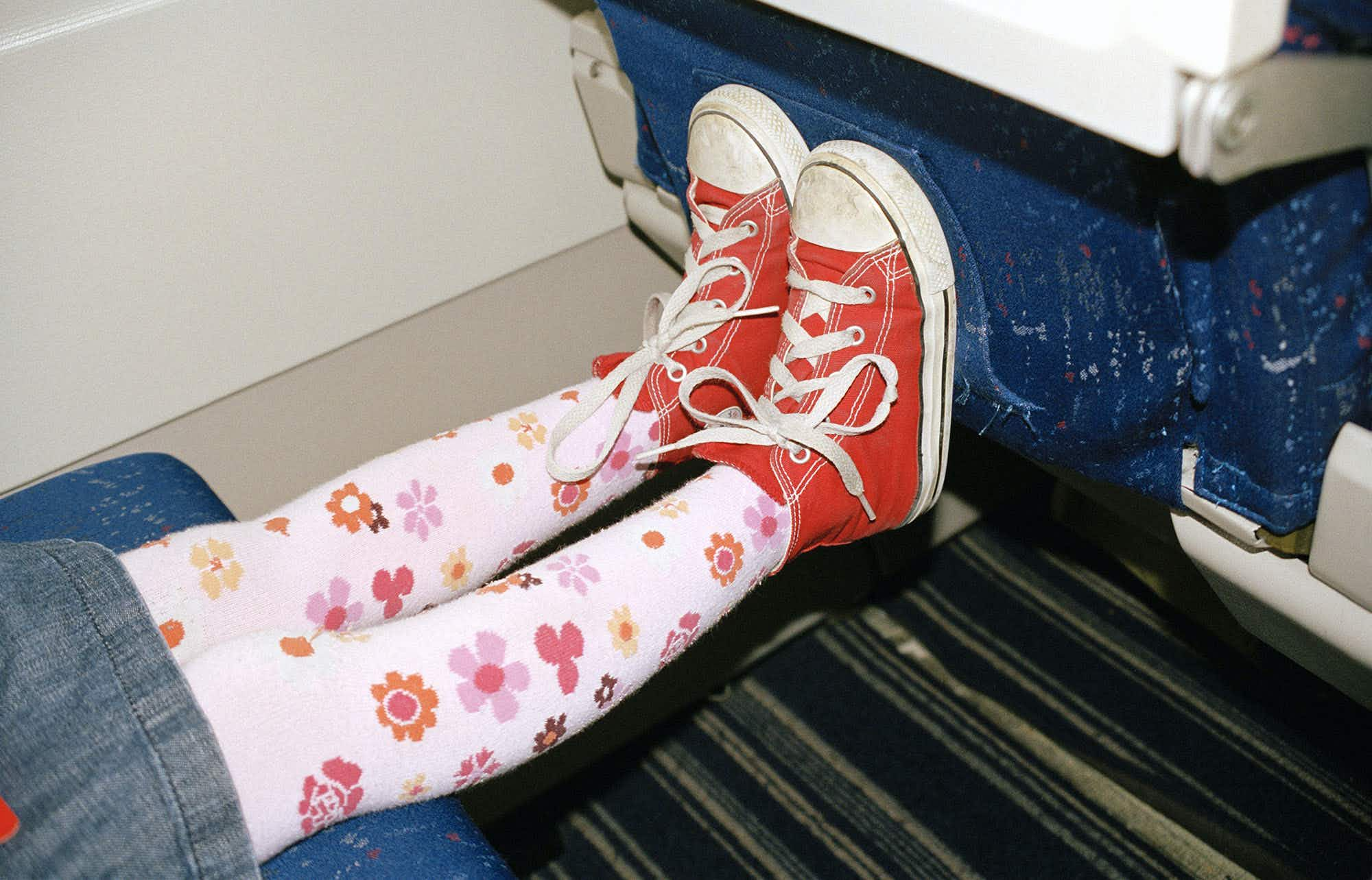 Plane Insider: should you leave your shoes on or off during a flight?