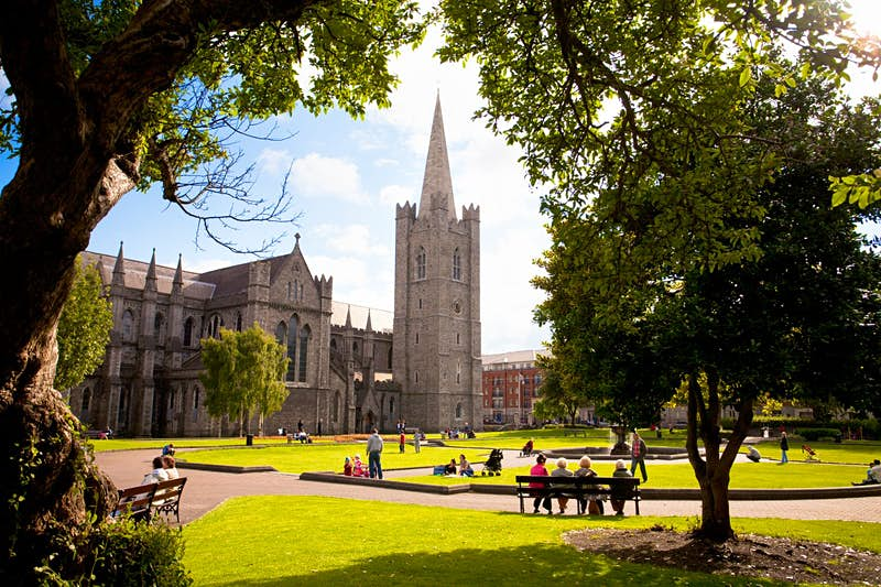 Travel News - St Patrick's Park, Dublin City, Ireland
