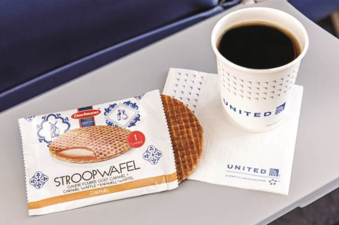 United Airlines is replacing this snack and people aren't happy