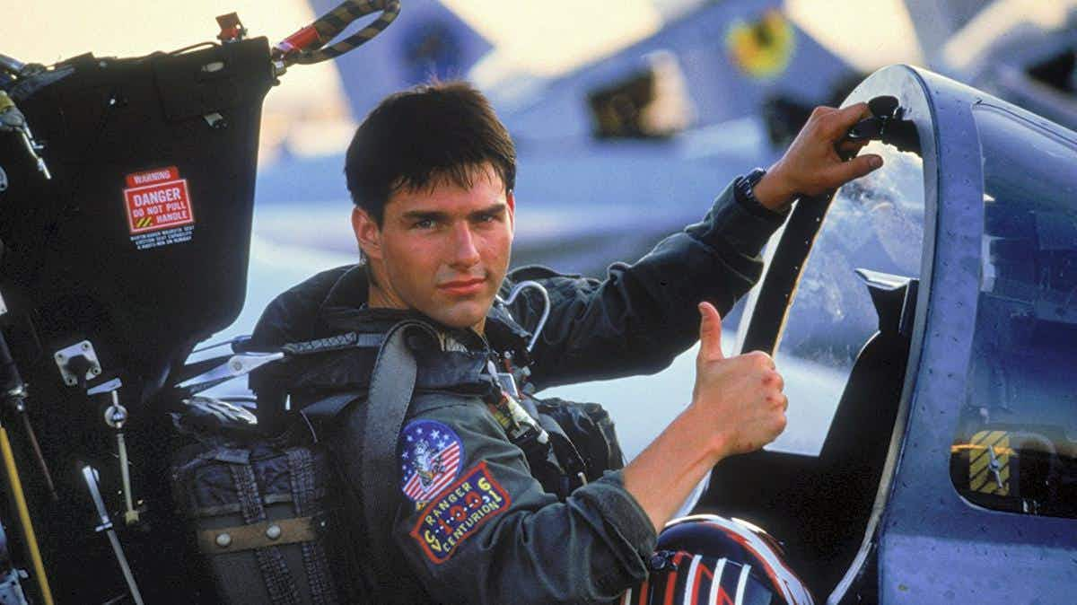Take my breath away: Find out where Tom Cruise is filming the Top Gun sequel