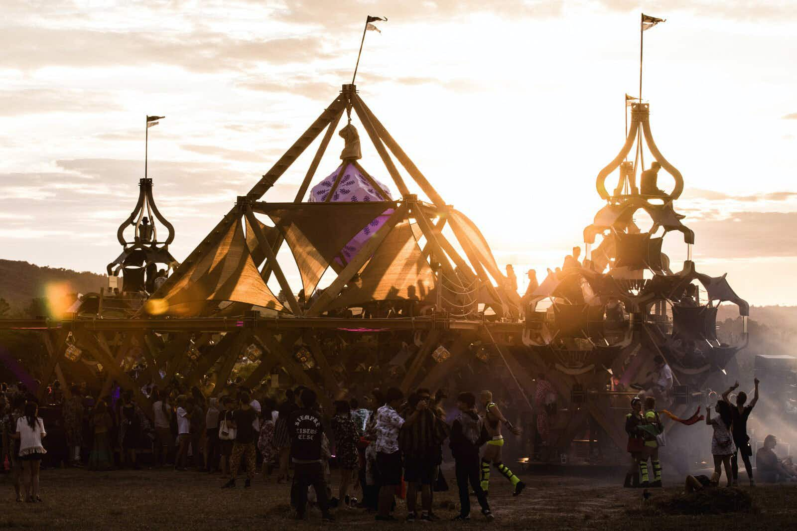Thailand is holding a Burning Man style festival this year