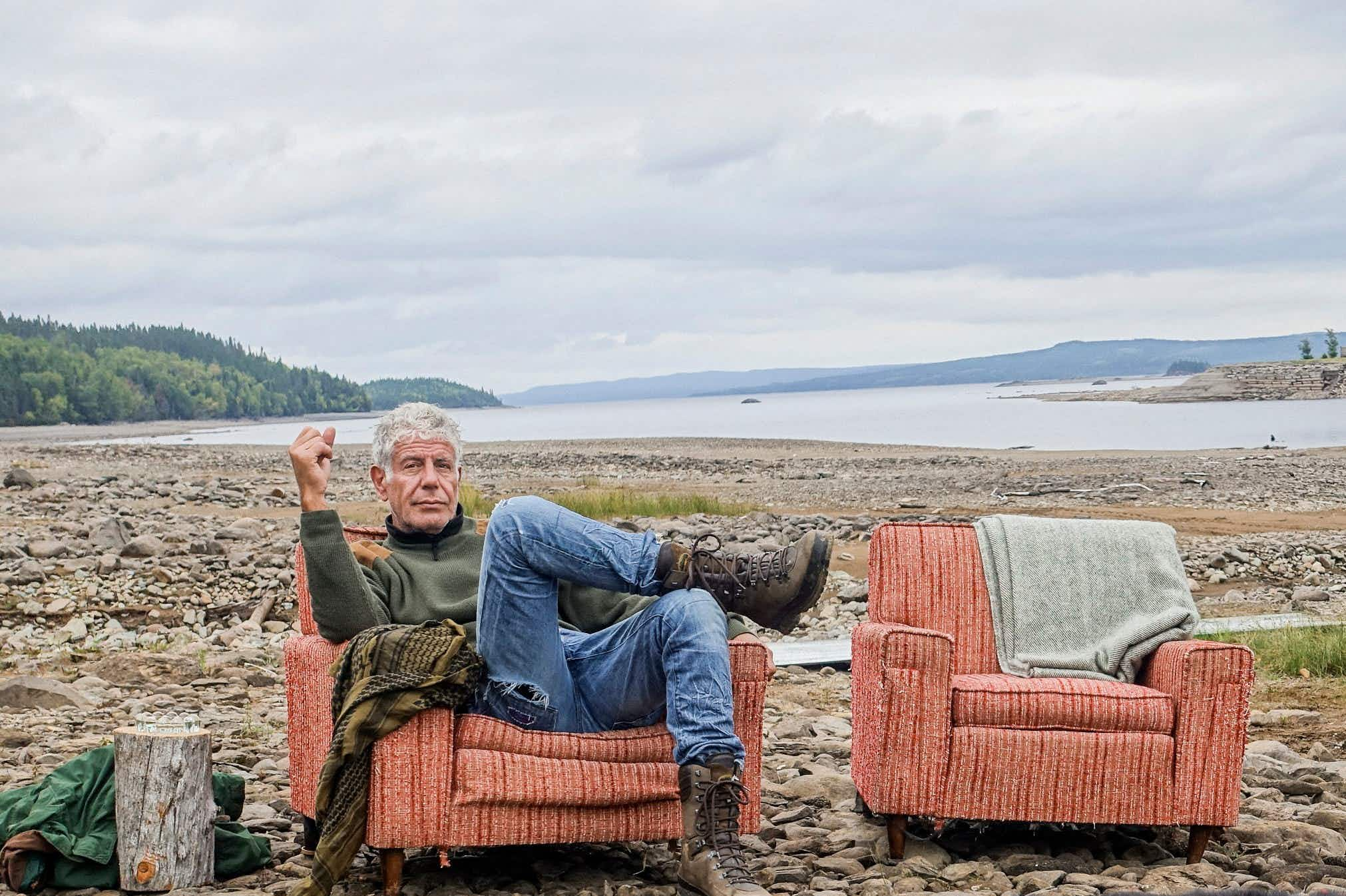 Viewers get to watch Anthony Bourdain: Parts Unknown on Netflix for 'months to come'