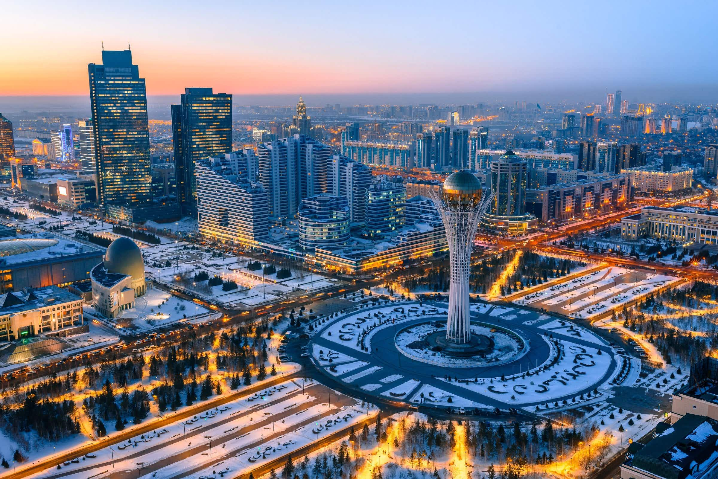 Go on a mystery adventure from Astana to Ulaanbaatar