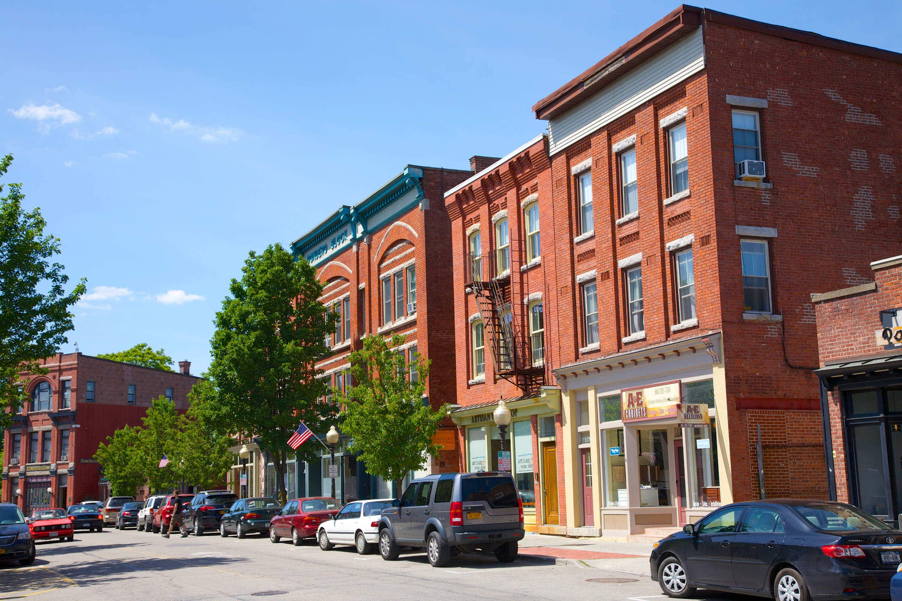 Plan your next trip to one of the coolest small towns in the US